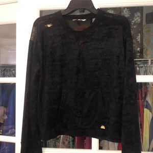 BNWT C&C California terry cloth sweatshirt